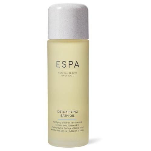 ESPA Detoxifying Potent And Uplifting Bath Oil-100ml