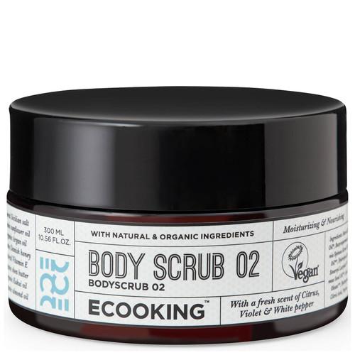 Ecooking Sumptuous Body Scrub 02-300ml