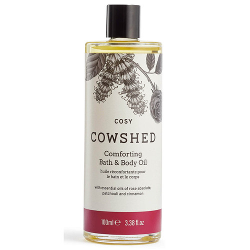 Cowshed COSY Comforting Bath & Body Oil-100ml