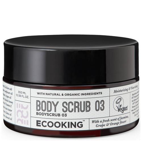 Ecooking Body Scrub 03 For Silky Smooth Skin-300ml