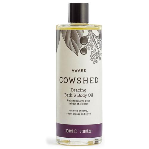Cowshed AWAKE Bracing Bath & Body Oil-100ml