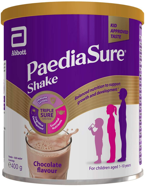 PaediaSure Balanced Nutritional Kids Growth Supplement Drink - 400g