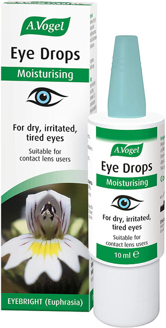 A.Vogel Moisturising Eye Drops with Euphrasia - 10ml
