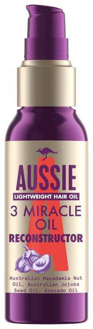 Aussie 3 Minute Non Greasy Miracle Hair Oil - 100 ml