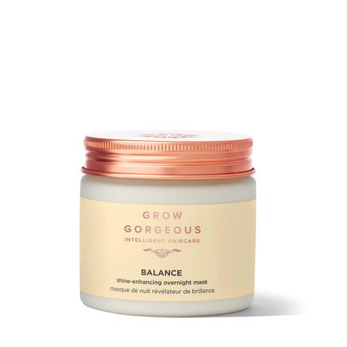 Grow Gorgeous Balance Shine-Enhancing Overnight Mask Treatment-200ml