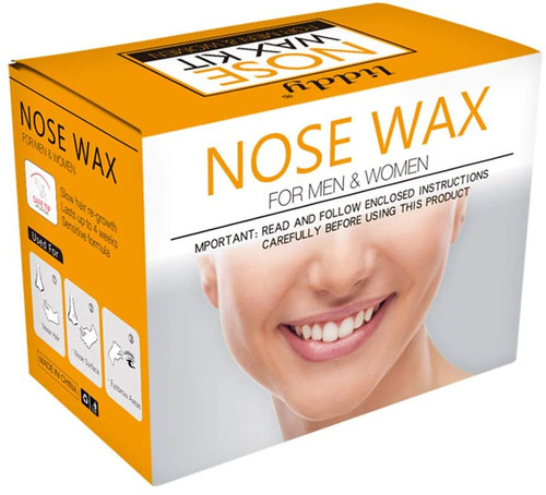 Anself Nose Unwanted Hair Removal Wax Kit