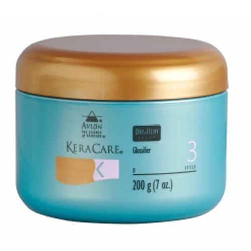 KeraCare Dry and Itchy Scalp Glossifier Hair Tfreatment-200g