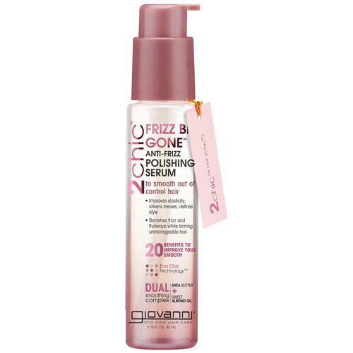 Giovanni 2chic Frizz Be Gone Serum With Shea Butter And Macadamia-81ml