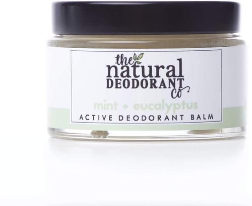 Active Deodorant Balm Mint + Eucalyptus