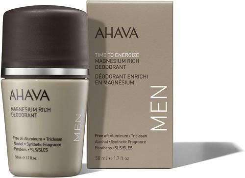 AHAVA Magnesium Rich Deodorant Men