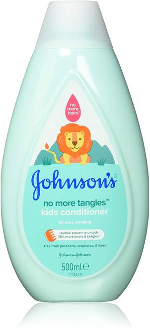 JOHNSON'S No More Tangles Kids Nourishing Conditioner -  500ml