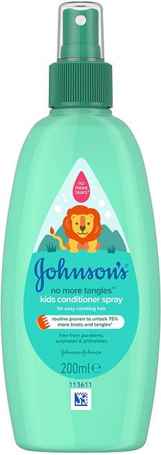 JOHNSON'S No More Tangles Baby Conditioner Spray - 200ml