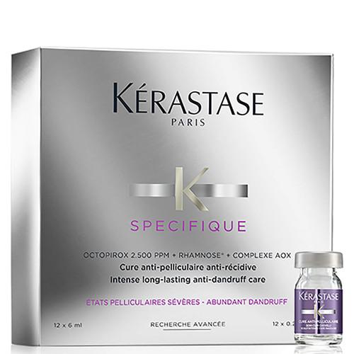 Kérastase Specifique Cure Anti-Pelliculaire Anti-Recidive Treatment