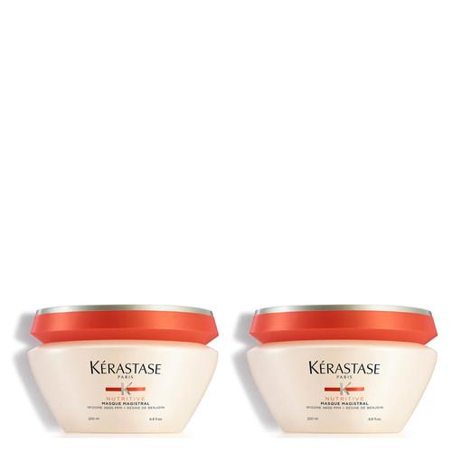 Kérastase Nutritive Masque Magistral Duo Set-200ml