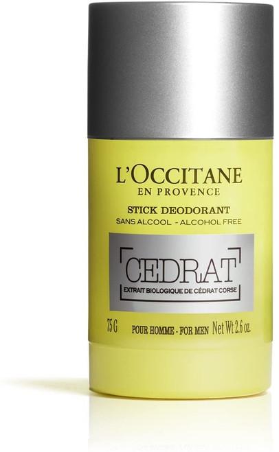 L'Occitane Cedrat Deodorant Stick