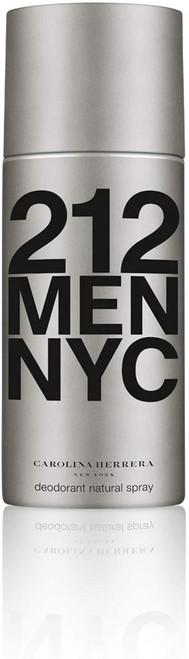 Carolina Herrera Carolina Herrera 212 for Men Deodorant Spray
