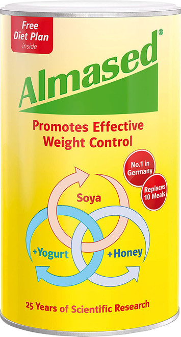 Almased Soya Yogurt and Honey Meal Weight Control Replacement