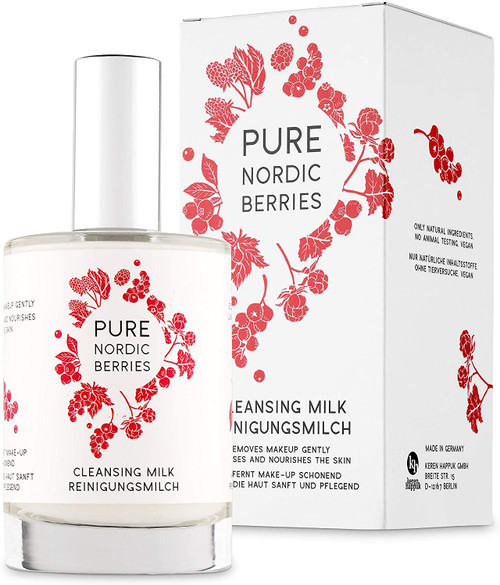PURE NORDIC BERRIES Face cleansing lotion for dry normal and sensitive skin