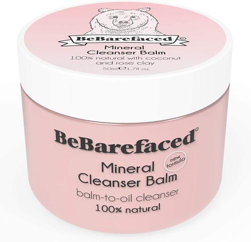 BeBarefaced Natural Facial Vegan Cleansing Balm