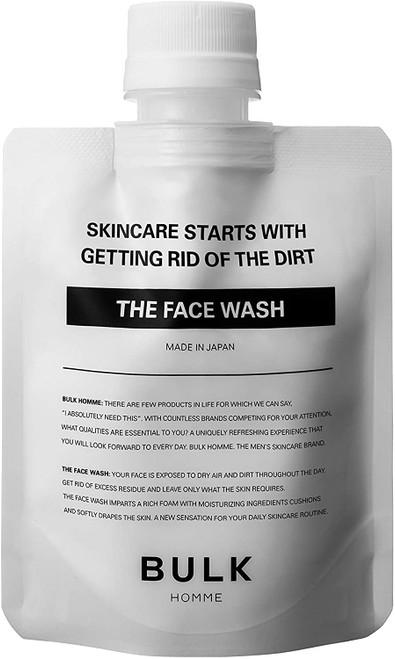 BULK HOMME THE FACE WASH  for Men of all Skin Types -100g