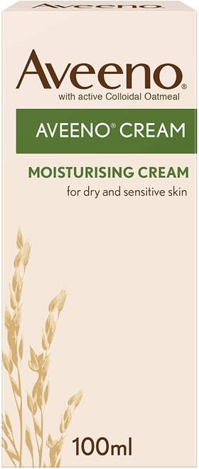 Aveeno Moisturising Cream Colloidal Oatmeal-100ml
