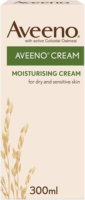 Aveeno Moisturising Cream Colloidal Oatmeal-300ml