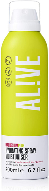 ALIVE Magnesium Plus Hydrating Body Spray Moisturiser