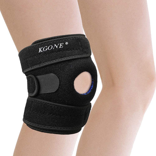 KGONE Pain Relief Knee Brace Support with Anti-Slip Design