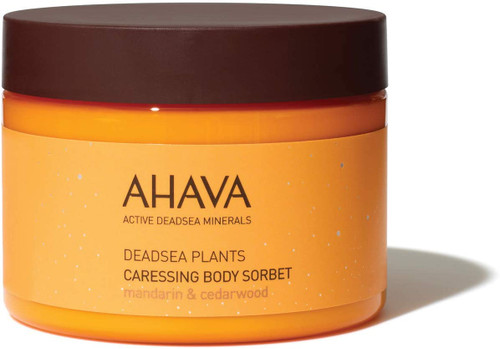 AHAVA Caressing Body Sorbet Mandarin & Cedarwood