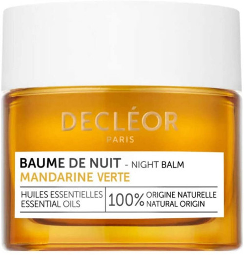 decleor GREEN MANDARINE NIGHT BALM