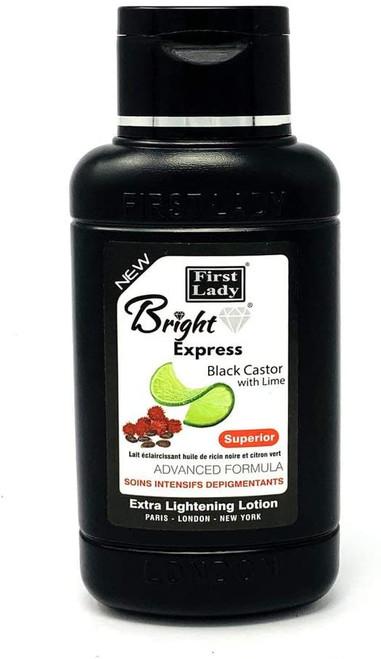 Bright Express Black Castor Body Lotion-500ml