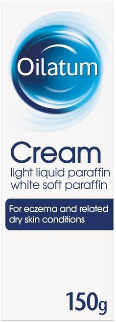 Oilatum Eczema and Dry Skin White Cream - 150g