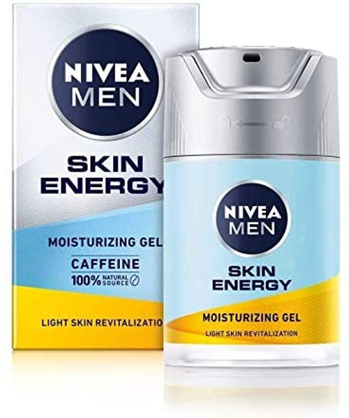 NIVEA MEN Active Energy Refreshing Face Gel-50 ml