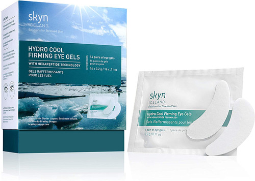 skyn ICELAND Hydro Cool Firming Eye Gels 16 Pairs