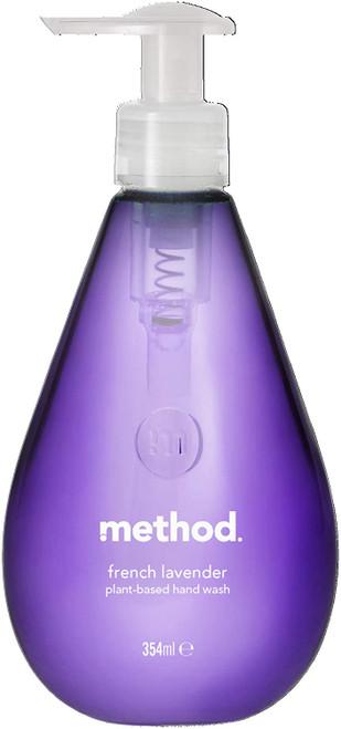 Method French Lavender Pump Gel Hand Wash - 354ml