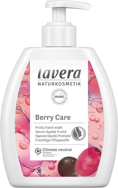 Lavera Berry Care Fruity Hand Wash - 250ml
