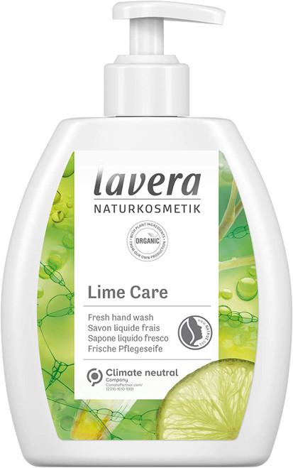 Lavera Lime Care Soft Foam Hand Wash - 250ml