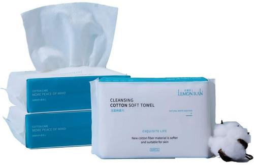 Forrader Disposable Face Towel Skincare Facial Cotton Tissue