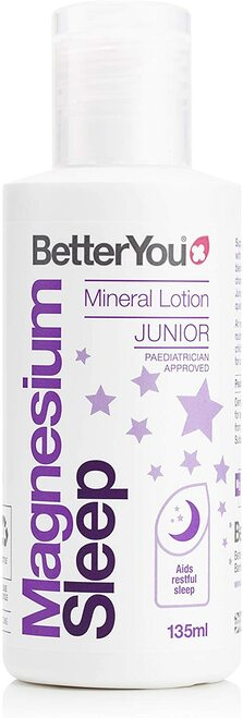 BetterYou Magnesium Bed Time Mineral Lotion Junior - 135ml