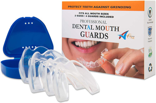 A One Health Professional Easy To Wear Dental Mouth Guard