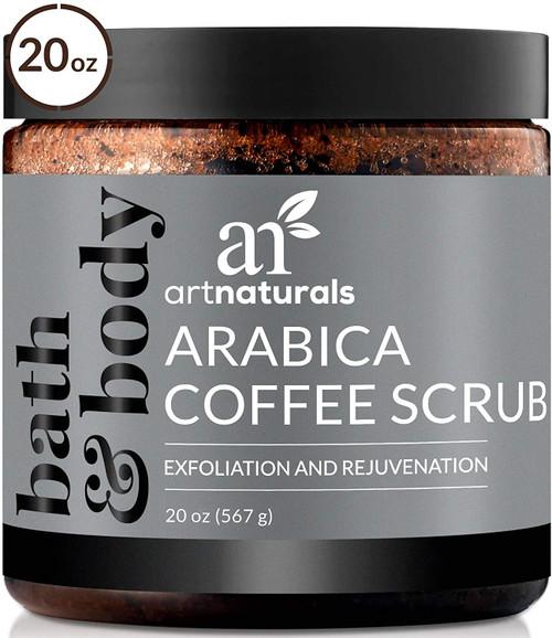ArtNaturals Arabica Coffee Body Scrub-567g