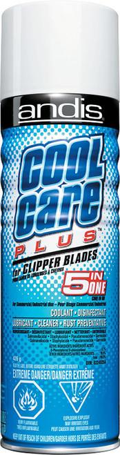 Andis 5-in-1 Cool Care Liquid Spray - 458ml