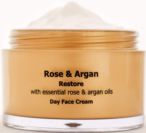 ARGAN and ROSE Day Face Cream-50 ml