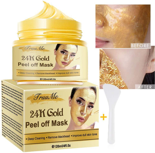 24k Gold Face Mask Peel Off Face Masks