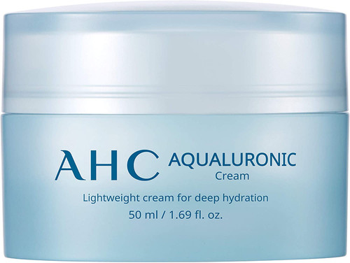 AHC Face Cream Aqualuronic Hydrating Triple Korean Skincare-50ml