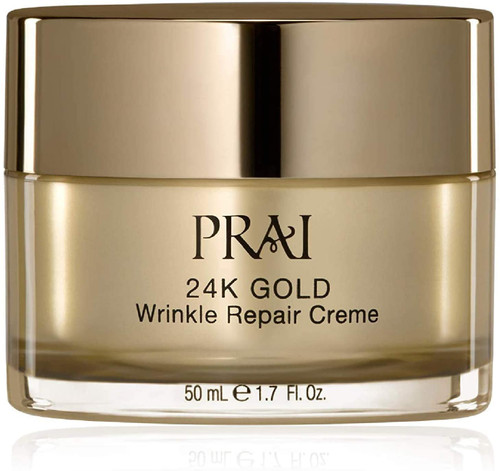 24K Gold by Prai Wrinkle Repair Face Creme-50ml