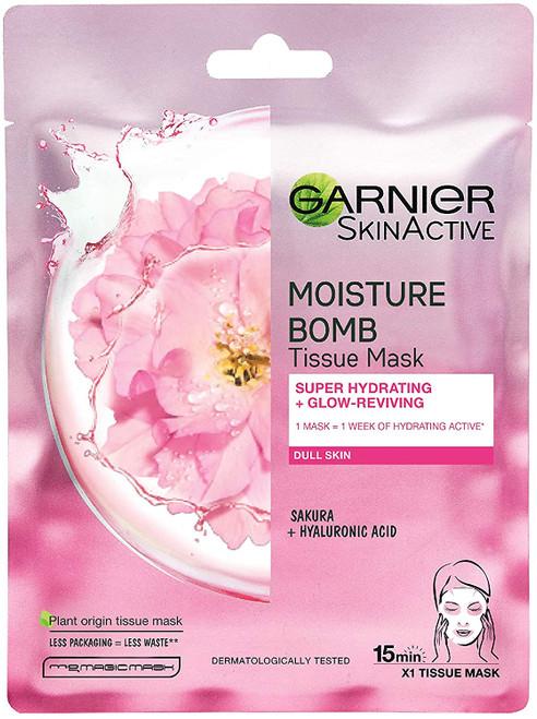 Garnier Moisture Bomb Tissue Mask-28 g