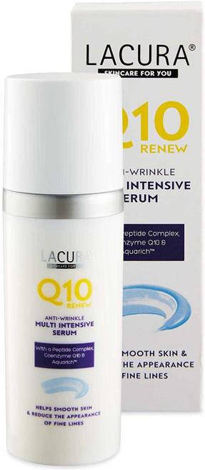 Aldi Lacura Renew Q10 Multi Intensive Serum Anti Wrinkle Face Care-50 ml
