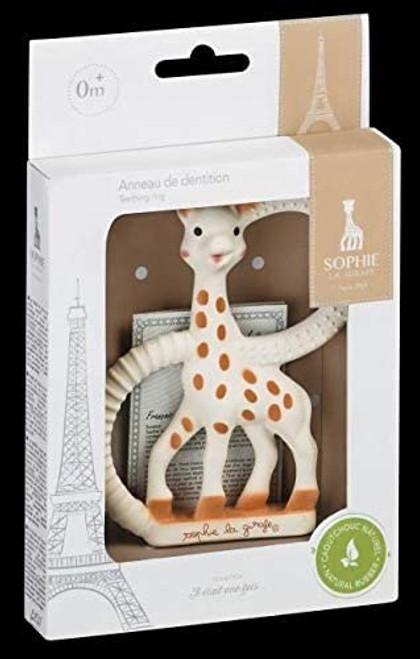 Sophie la girafe Rubber Teething Ring