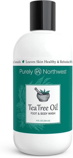 Antifungal Tea Tree Oil Shower Gel